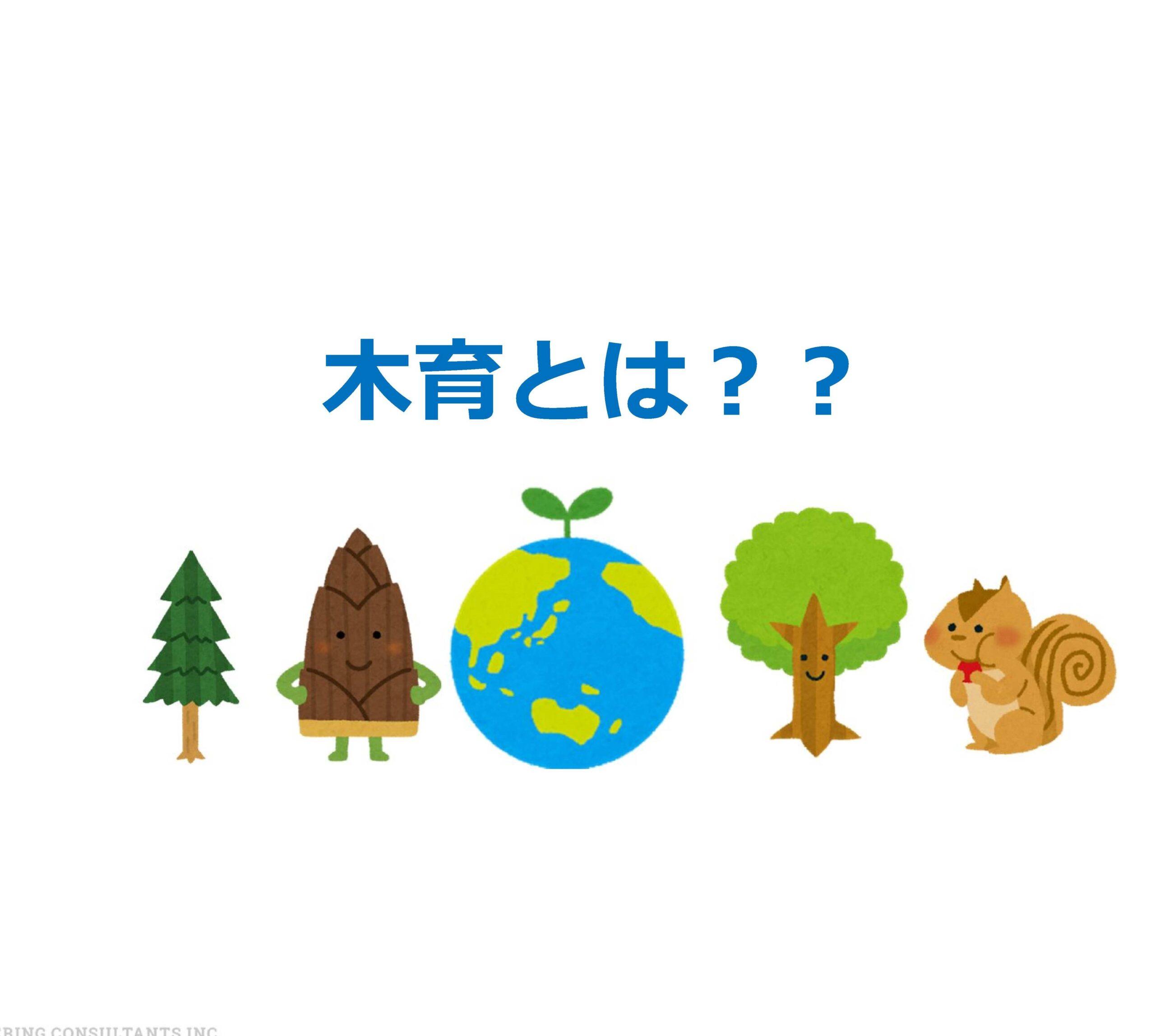木育ってなあに?